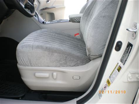 Toyota Venza Seat Covers Toyota Venza 2009 2010 Custom Made Seat Cover Covers Ebay