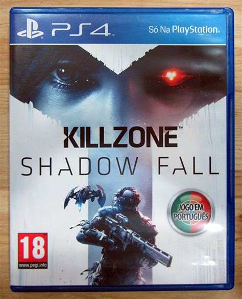 Kaset Ps4 Killzone Shadow Fall killzone shadow fall ps4 seminovo play n play