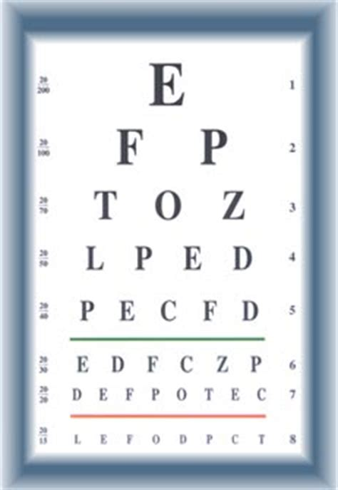 printable ca dmv eye chart illinois dmv eye test chart illinois dmv eye test chart