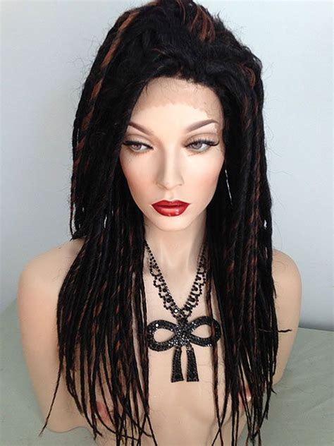 lace front dreadlocks 10 best wigs images on pinterest dreadlock wig wigs and