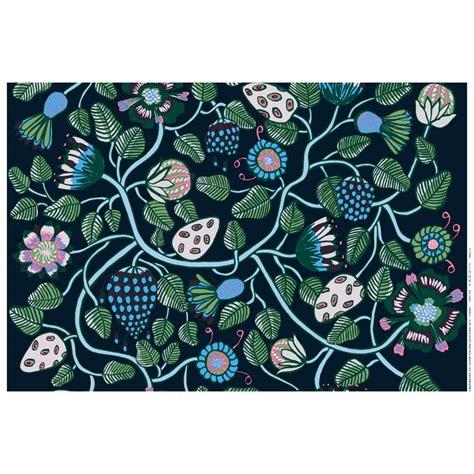 marimekko stoffe marimekko tiara blue fabric marimekko fabric throw