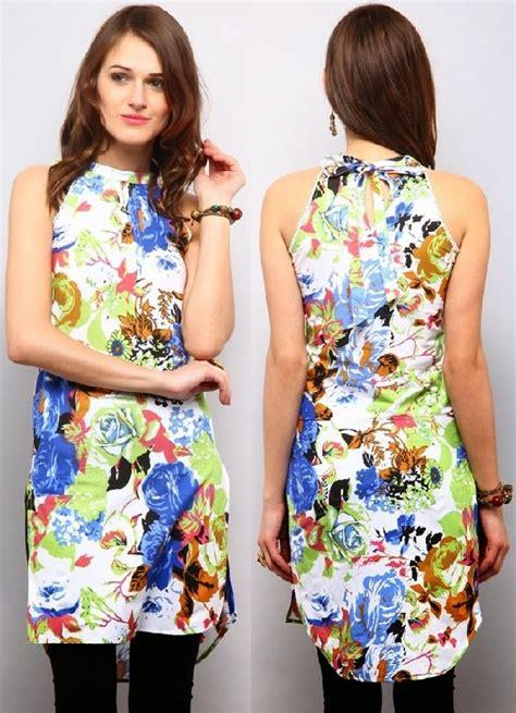 print pattern kurti 10 best floral print cotton kurtis looksgud in