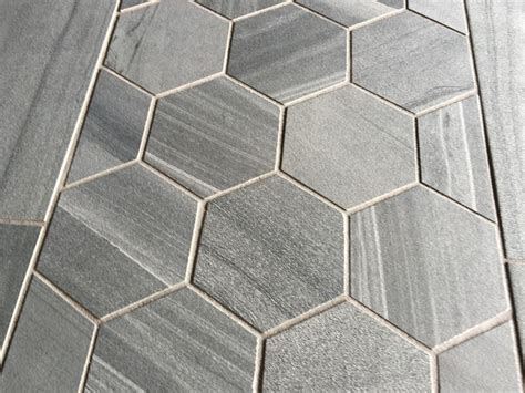 Large Hexagon Floor Tile by 7 Best Ceramic And Porcelain Tile Trends For Bathrooms
