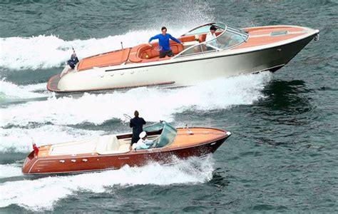video roger federer plays motor boat tennis  sydney motor boat yachting