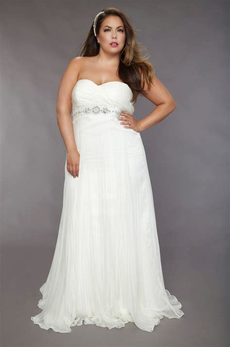 plus size wedding dresses for older brides second marriage
