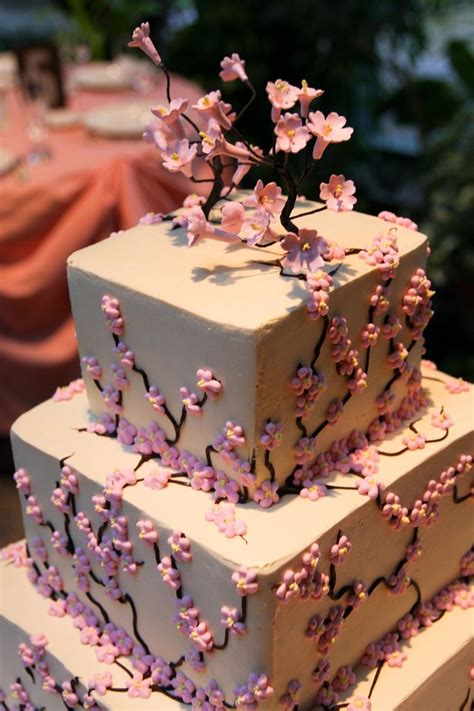 cherry blossoms maserati wedding cake ideas collection