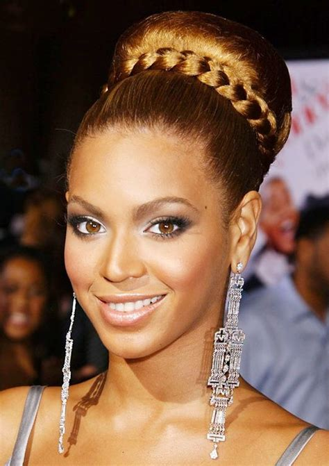 Beyonce Bun Hairstyles by Beyonce Hairstyles Careforhair Co Uk