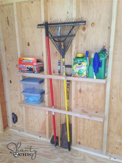 Garage Shelving On A Budget 17 Best Images About Garage Organization On