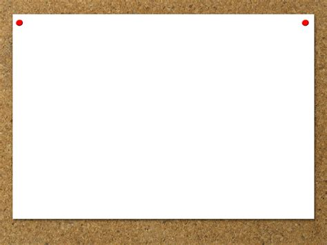 blank bulletin board ppt backgrounds powerpoint joanne