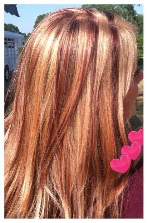 fall highlights for brown hair beautiful fall colors highlights lowlights by connie elite