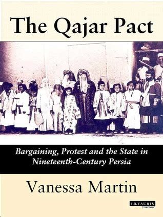 qajar pact bargaining protest   state