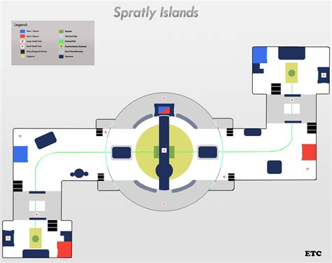 layout map creator spratly islands overwatch map concept layout by ethan
