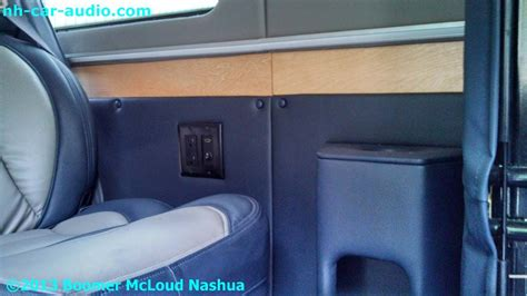 Mercedes Sprinter Custom Interior by Mercedes Sprinter Custom Interior Storage Cup Holder