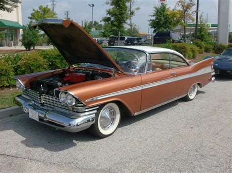 plymouth fury 1959 1959 plymouth sport fury seen on the
