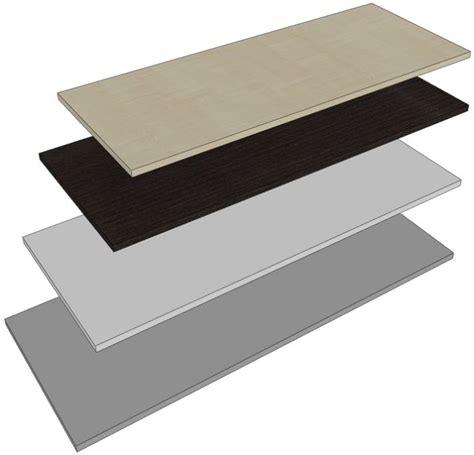 tischplatte regale holzfachboden tischplatte 25 mm b 252 ro ladenausstattung