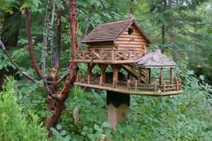 25 garden birdhouses to tweet about garden club