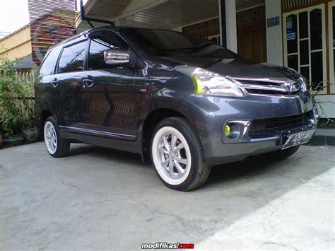 Lu Led Mobil Modifikasi mobil pertama new avanza grey 2013 butuh saran modifikasi
