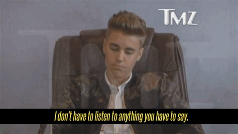 justin bieber she sounds hideous meme 21 gifs of justin bieber acting like the world s most