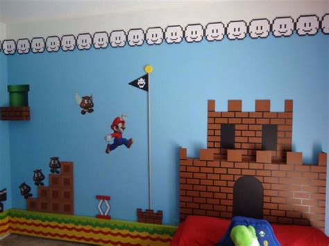 mario brothers bedroom super mario bros theme bedroom cumple tino pinterest