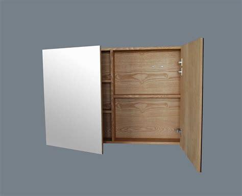 badkamer spiegelkast 90 cm spiegelkast wood 100 cm 34100 tegeldepot nl