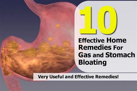 Home Remedy For Bloating by 10 Effective Home Remedies For Gas And Stomach Bloating