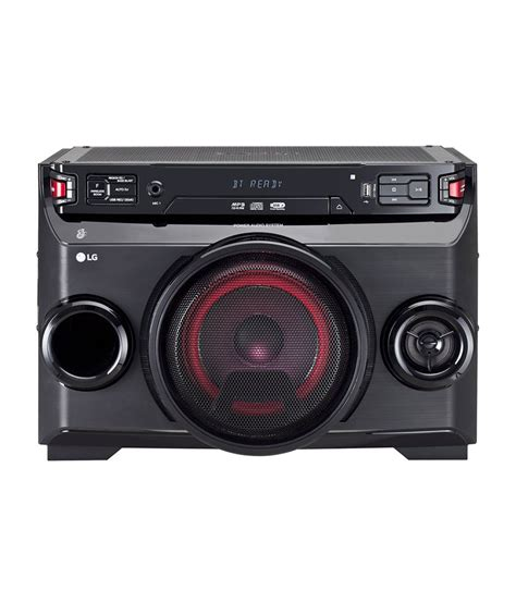 best hi fi system buy lg om4560 hi fi system at best price in india