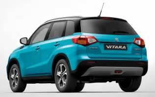 suzuki cars new models suzuki grand vitara 2016 rear angle 2016newcarmodels