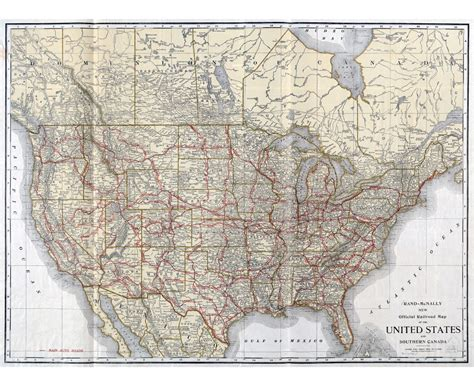 scale map of usa maps of usa detailed map of united states of america in