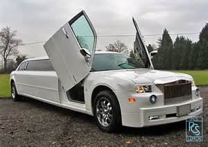 How Much Is A Rolls Royce Limo White Rolls Royce Phantom Style Limousine