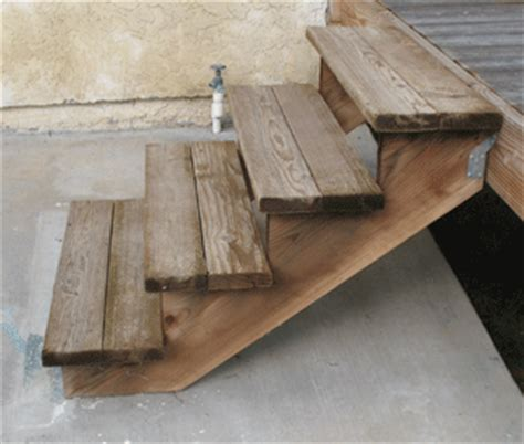 prefabricated exterior stairs