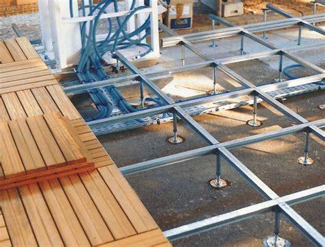 pavimenti tecnici pavimenti sopraelevati pavimenti galleggianti e pavimenti