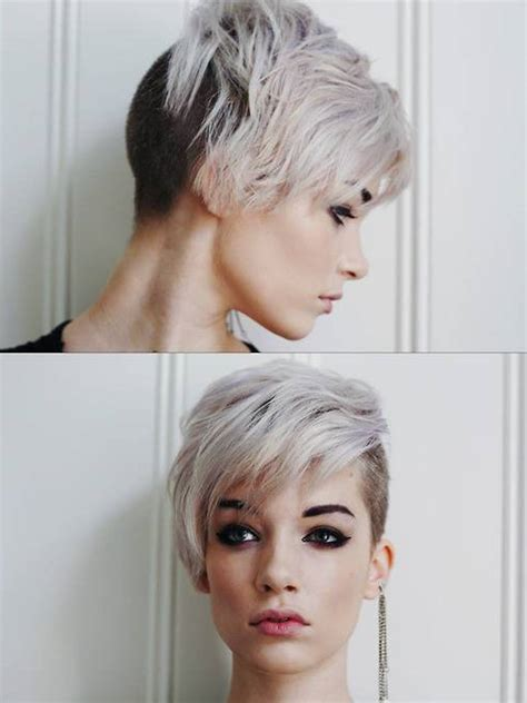 how to cut female hair with short sides and long top 20 shaved hairstyles for women the xerxes