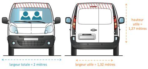 Quelle capacité pour une camionnette de 3m3