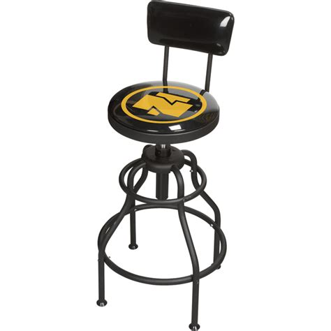 Stool With Backrest by Northern Tool Equipment Adjustable Shop Stool With