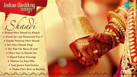 Indian Wedding Songs   Popular Hindi Songs   Mehlon ka