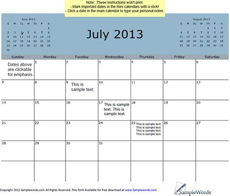 printable calendar to type on 78 images about printable on pinterest refinance