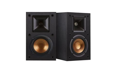 7 klipsch r 14m 4 inch reference bookshelf speakers
