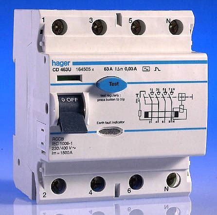 rcd protection on 3 phase sockets electricians forum talk electrics and electricals with