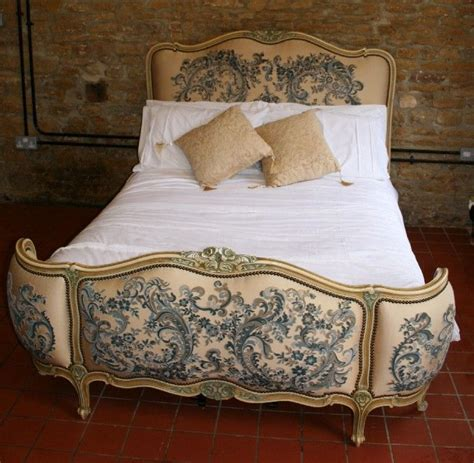 bed in french french upholstered bed love the upholstery french