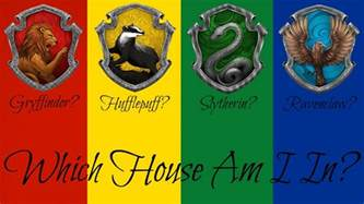What Hogwarts House Am I In by Which Hogwarts House Am I In Let S Find Out D
