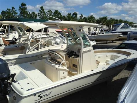 scout boats nada scout 251 xs boats for sale