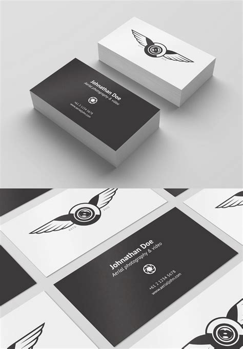 30 Free Business Card Psd Templates Mockups Design Graphic Design Junction Card Psd Template Free