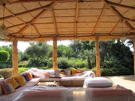 backyard hut tiki hut design landscaping network