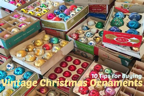 stores that sell christmas lights 10 tips for buying vintage ornaments treetopia treetopia