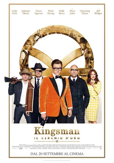libro kingsman the golden circle kingsman the golden circle film 2017
