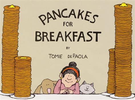 wordless picture books pdf pancakes for breakfast a wordless picture book all