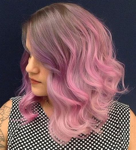 faded colour hairstyles 20 gorgeous pastel pink hairstyles and hair colors amoy