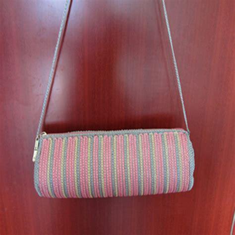 Handmade Knitting Bags - knit handbag festival handbag handbag