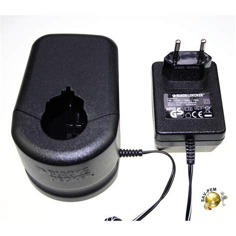 batterie black et decker 133 chargeur black decker