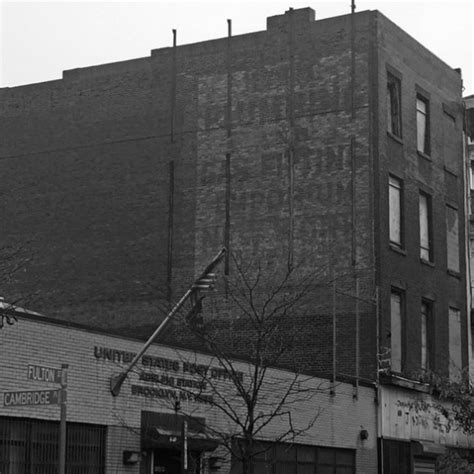 bed stuy blog bed stuy fading ad blog